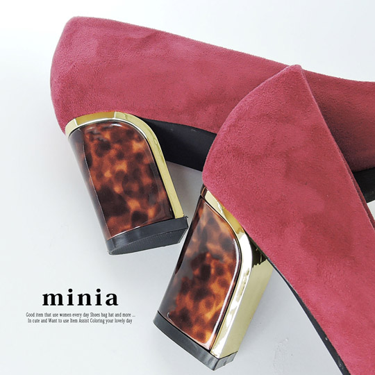 miniaの大HIT定番アイテムに、イマっぽ今季新色登場!