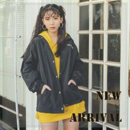 【NEW ARRIVAL】コーチジャケット発売スタート!!