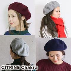 冬コーデをもっと楽しく!何にでも合うベレー帽★