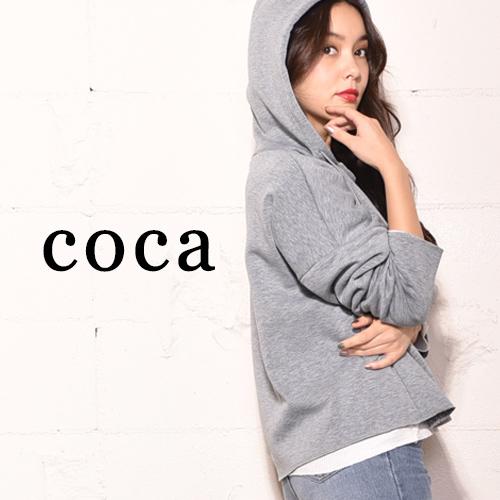 【coca】冬必須!ほっこり暖か裏起毛アイテム♪