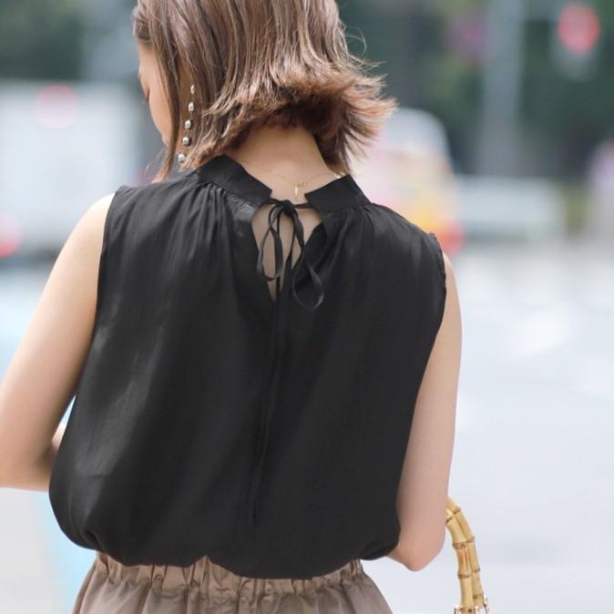 【coca】後ろ姿で魅せる☆可愛い夏トップス