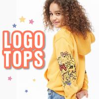 やっぱり好きなのはロゴ&グラフィックトップス!