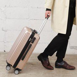 キャリーバッグなどレジャーに使えるオススメバッグ