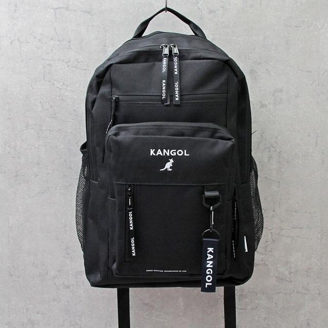 KANGOL の2層式デイパック