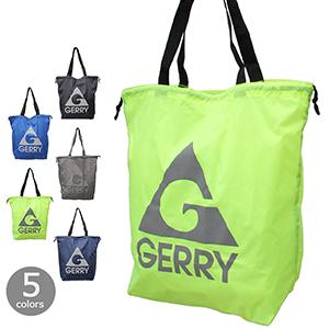 ▼GERRY▼大きいロゴがかっこいい!GERRYのバッグ