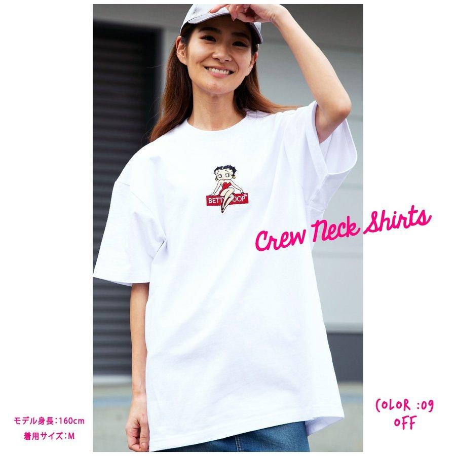 【Betty Boop再入荷】ワンポイントTシャツ♪