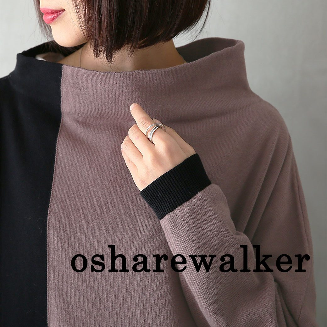 【osharewalker】▽新作アイテム▽