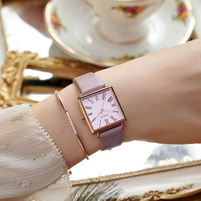 =JULIUS= くすみカラーが可愛い腕時計