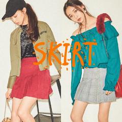 【WEGO】女子力バツグンミニスカート